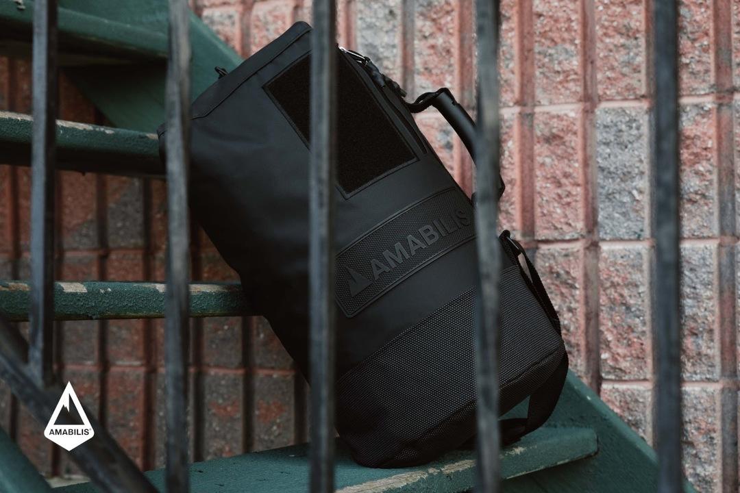 軍備品レベルのタフすぎるバッグ「Dave Jr.」がキャンペーン開始