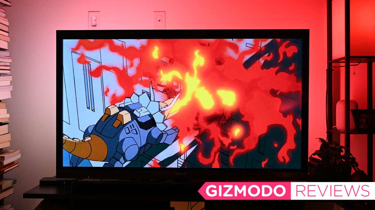フィリップス Hueの「Play Gradientライトストリップ」:これでテレビの後ろの雰囲気をアップグレードできそう!