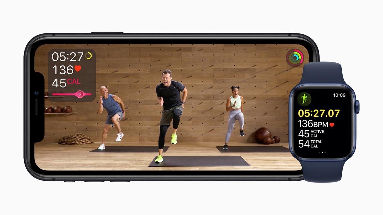 Apple Watchと連携するフィットネスサブスク「Apple Fitness+」開始!(日本はまだ)