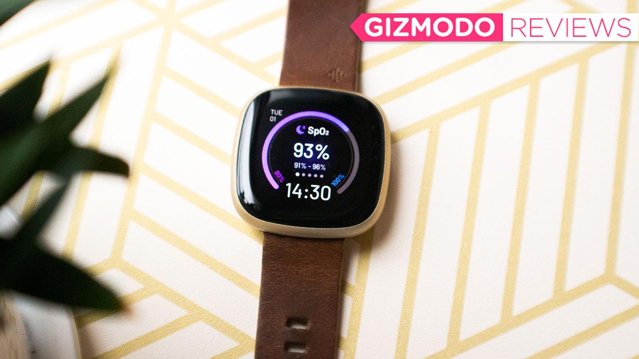 Fitbit Versa 3レビュー:万人ウケするバランスのいいスマートウォッチ
