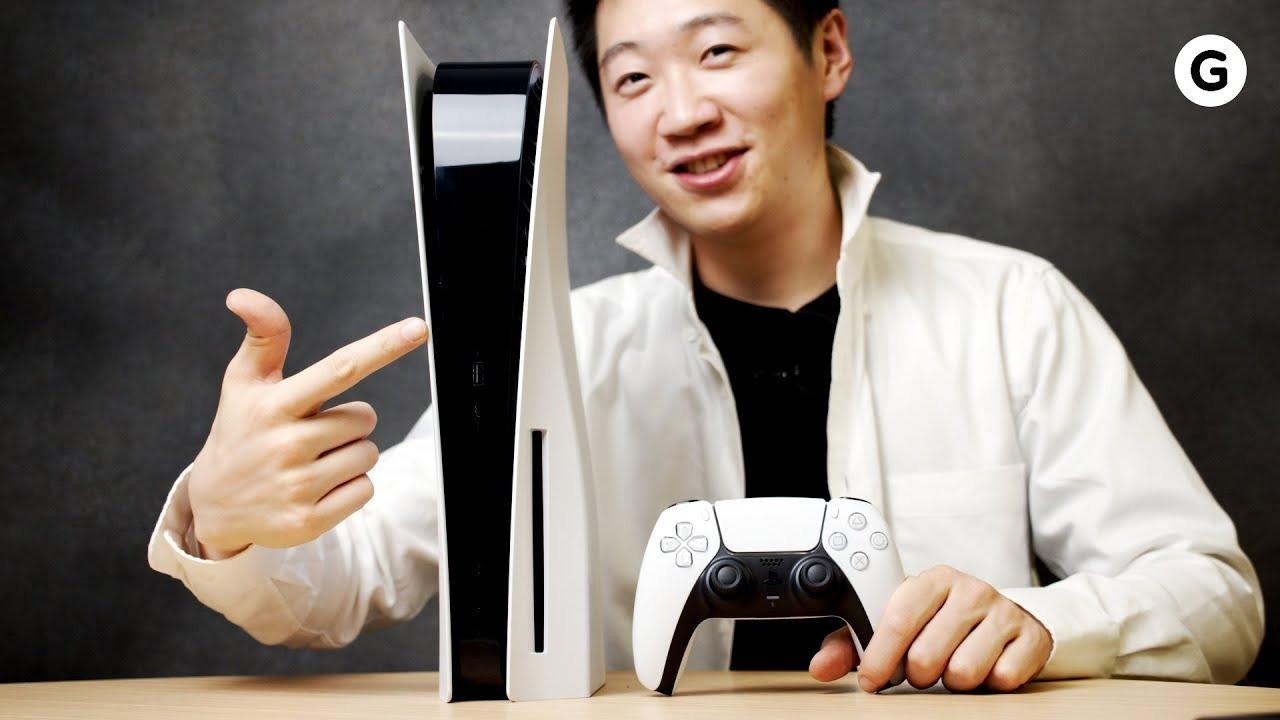 PS5って結局なにがすごいの?【開封&解説動画】