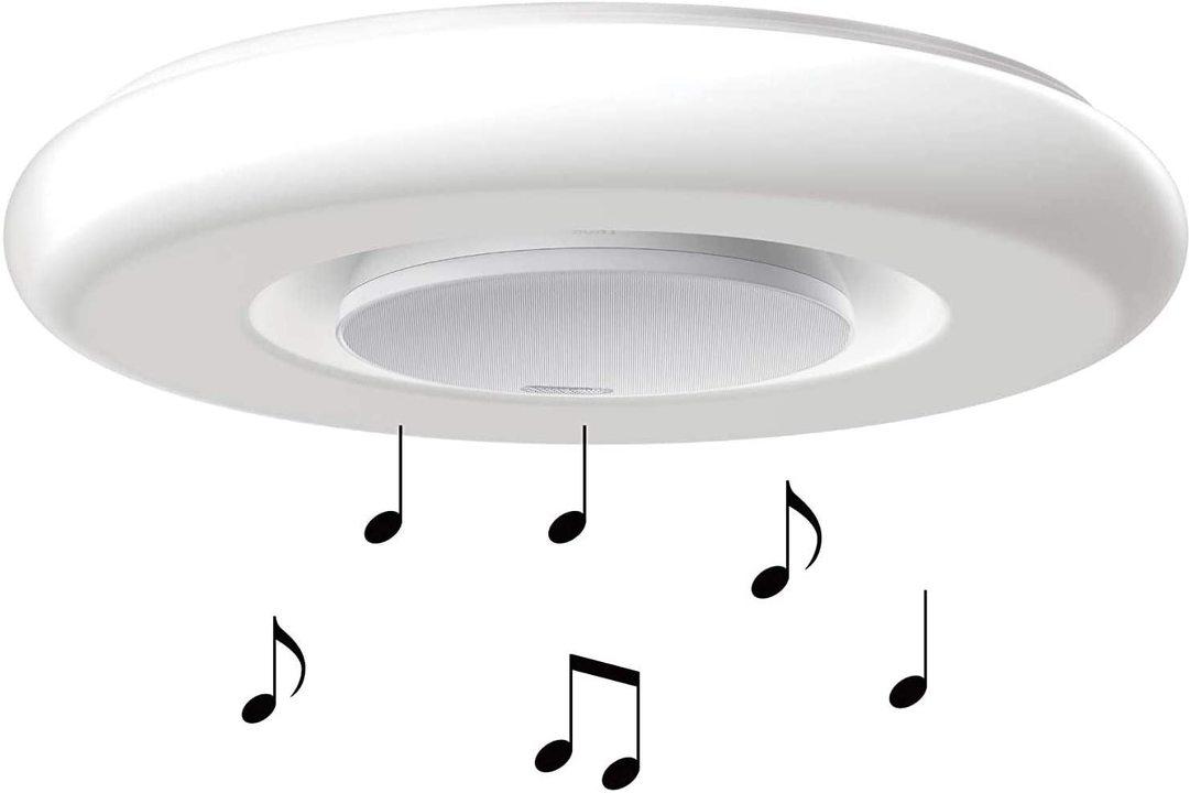 【Amazonセール】シーリングから音が降るって最高では?スマスピにも対応したSONYのライトがセールだ!