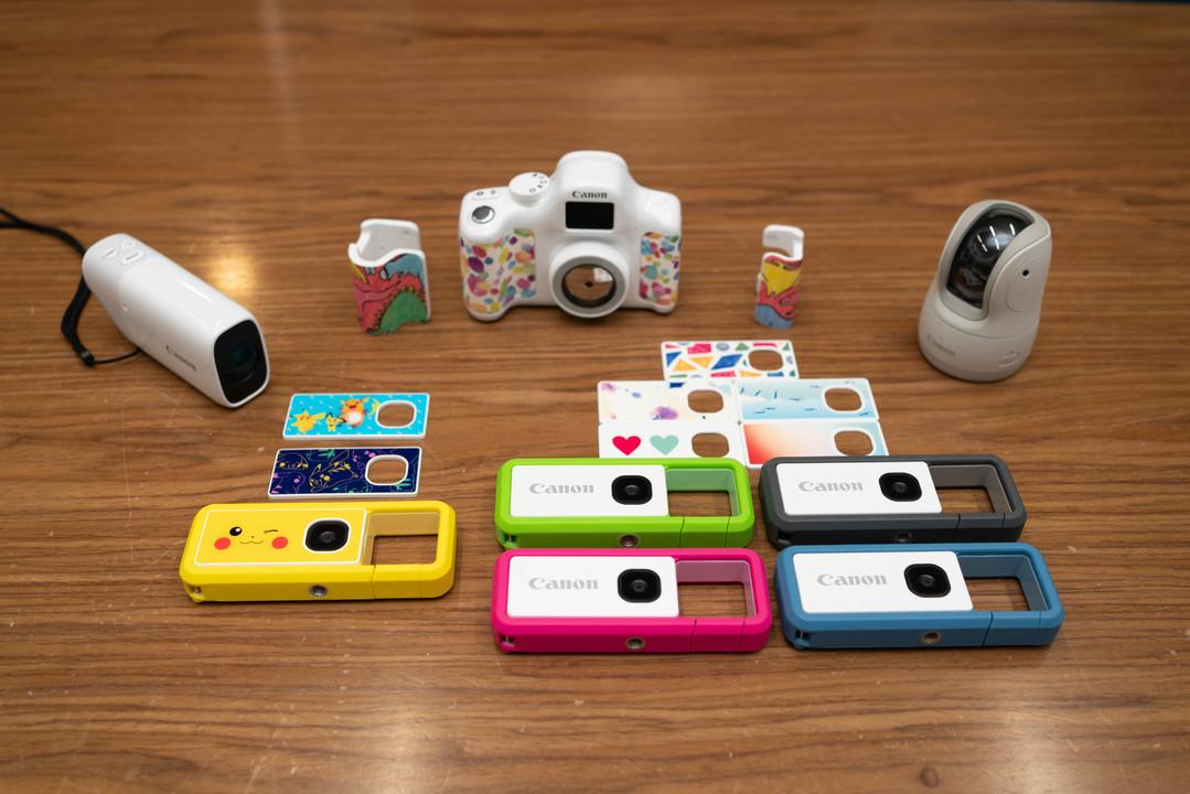 キヤノンさん、どうして最近「カメラっぽくないカメラ」を作ってるんですか?