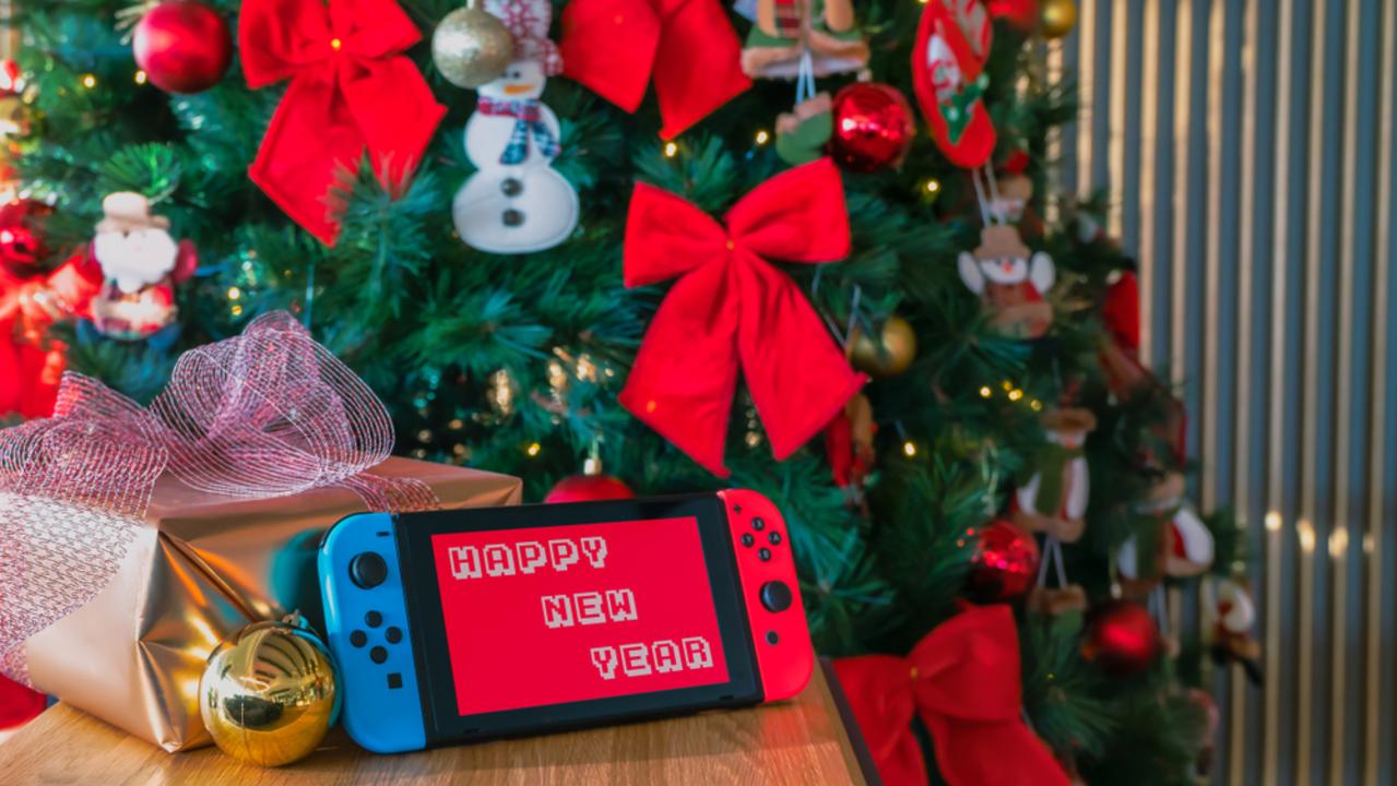 一部のNintendo Switch、初期設定でコケる不具合あり。サンタさんはプレゼント前に確認を
