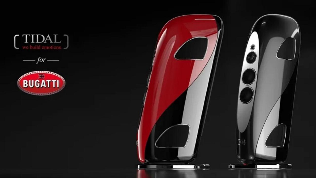 豪邸しか似合わん!Bugatti × Tidal Audioの超高級スピーカー