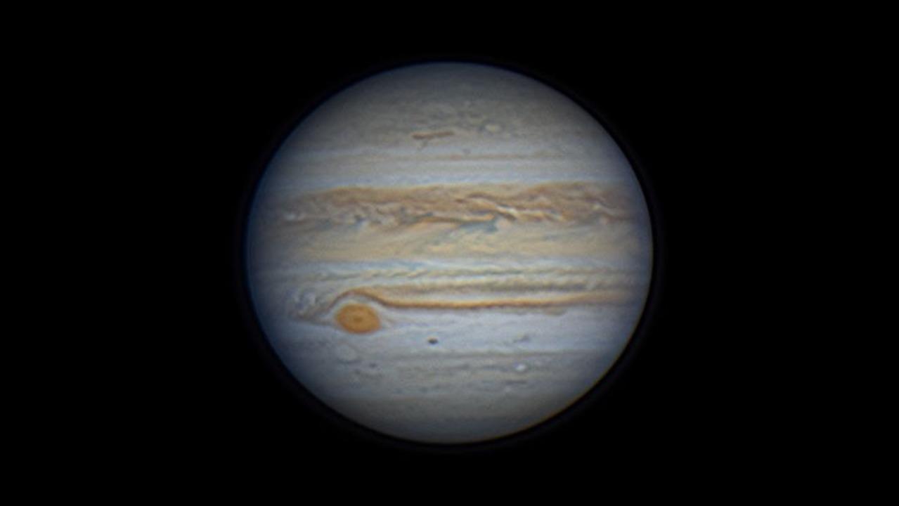 夜空ノムコウ…12月21日夜、400年ぶりに木星と土星が超大接近します