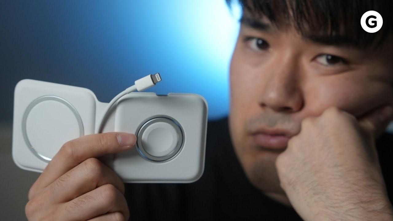 Lightningに親を殺されたギズモード編集部員が語る「MagSafe デュアル充電パッド」
