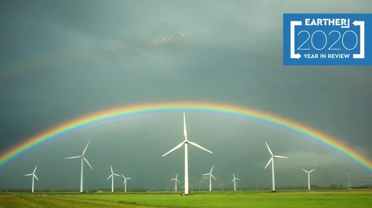 2020年、ポジティブな気候変動関連ニュースBEST5