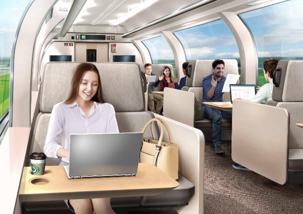 新幹線オフィスならリモートワークがさらに便利に
