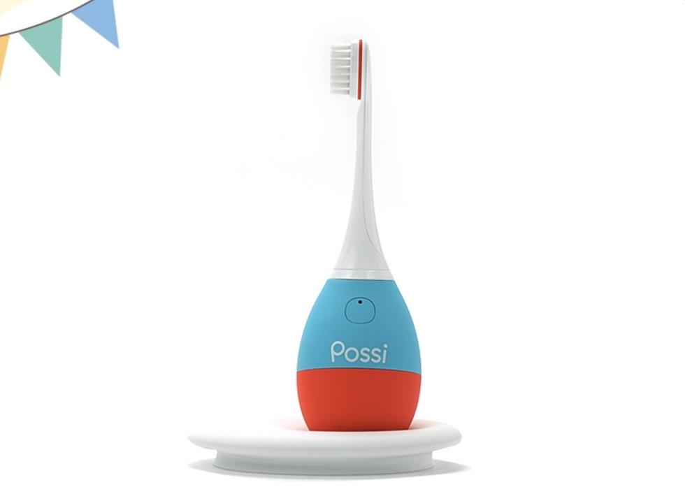 歯を磨くと、骨伝導で音楽が…! 子供との歯磨きタイムが楽しくなるテック