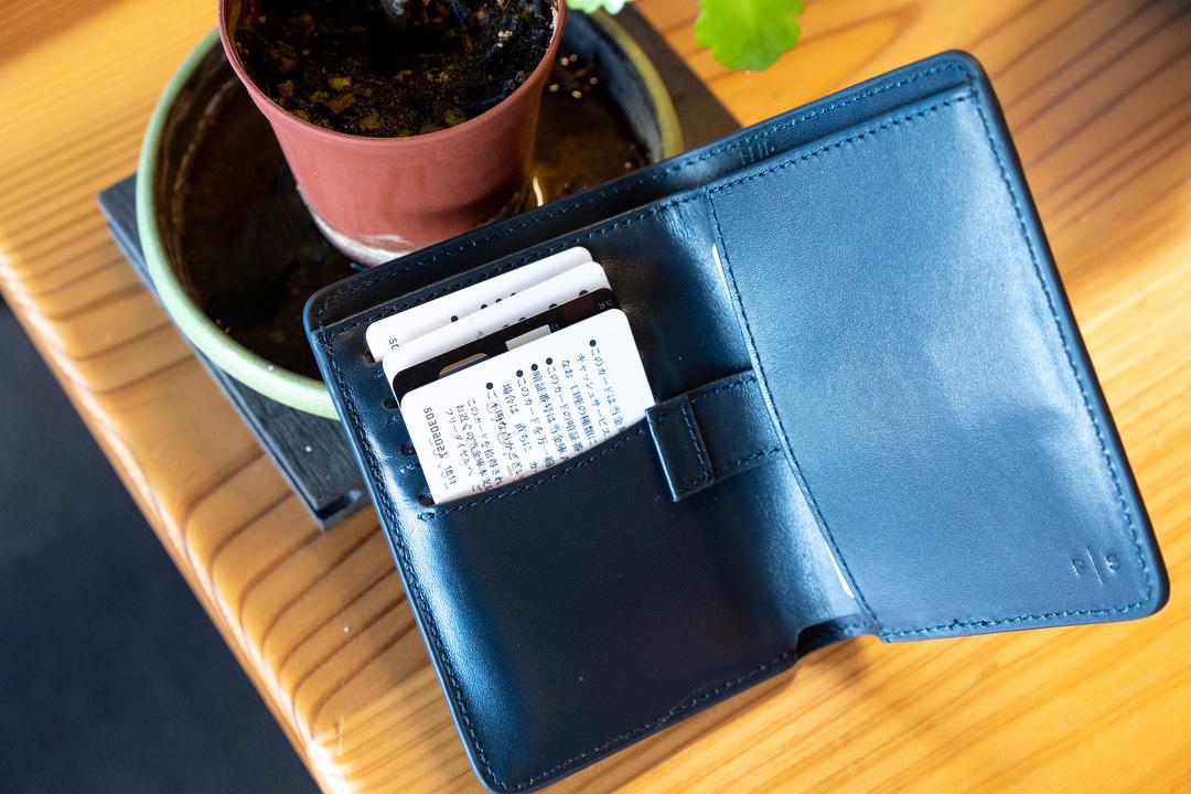 超ミニマルな革財布「The EveryDay Wallet」はキャッシュレス派におすすめ