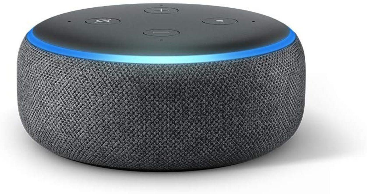 【Amazon初売り】まとめ買い推奨。第3世代Echo Dotが40%オフの大盤振る舞い