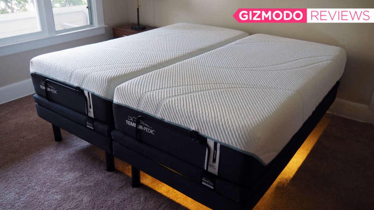 睡眠を分析、いびき対策してくれるスマートベッドで人生を変えろ