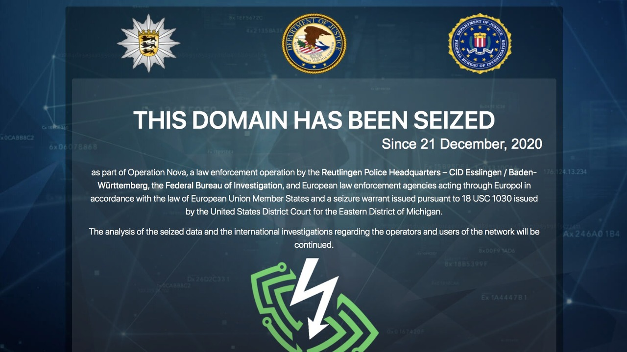 FBI、ハッカー御用達のVPNサービスを制圧