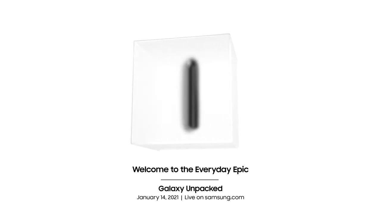 Galaxyイベントは1月14日開催 S21登場に期待!