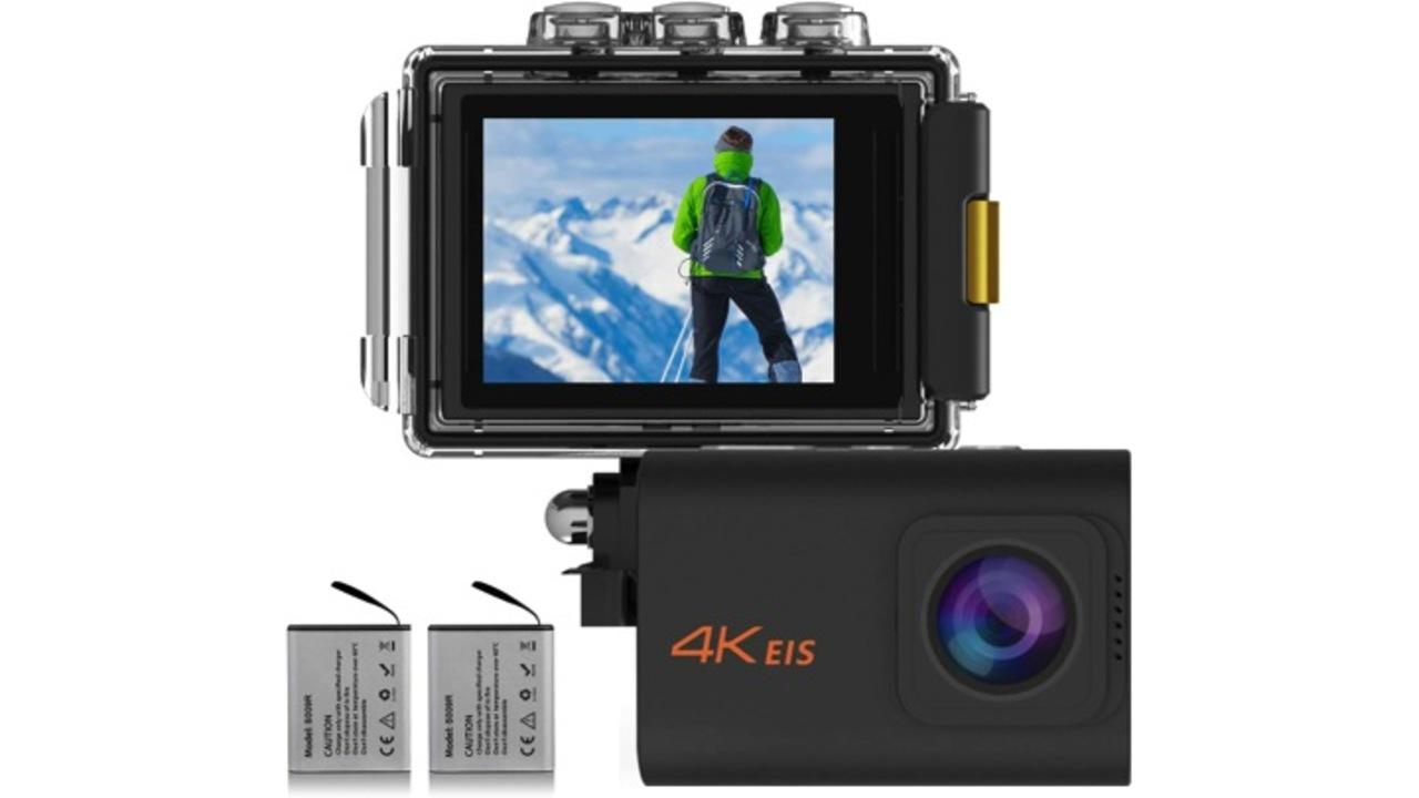 【Amazon 初売りセール】本日最終日! 30%オフで4,000円台の4Kアクションカメラや6モード搭載の電動スタビライザーが11,220円オフとお買い得に