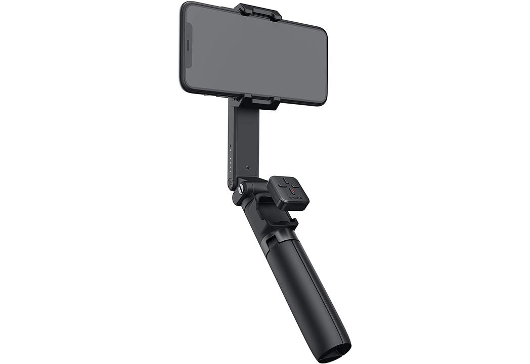 次のトレンドは1軸ジンバルかもね。自撮り棒にもなる「MOZA NANO SE」が便利そう