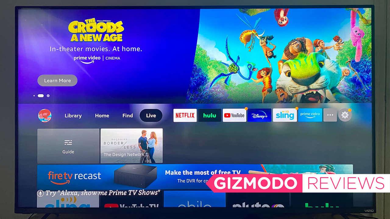 最新アップデートAmazon Fire TVレビュー:ストリーミング体験がもっと便利に!