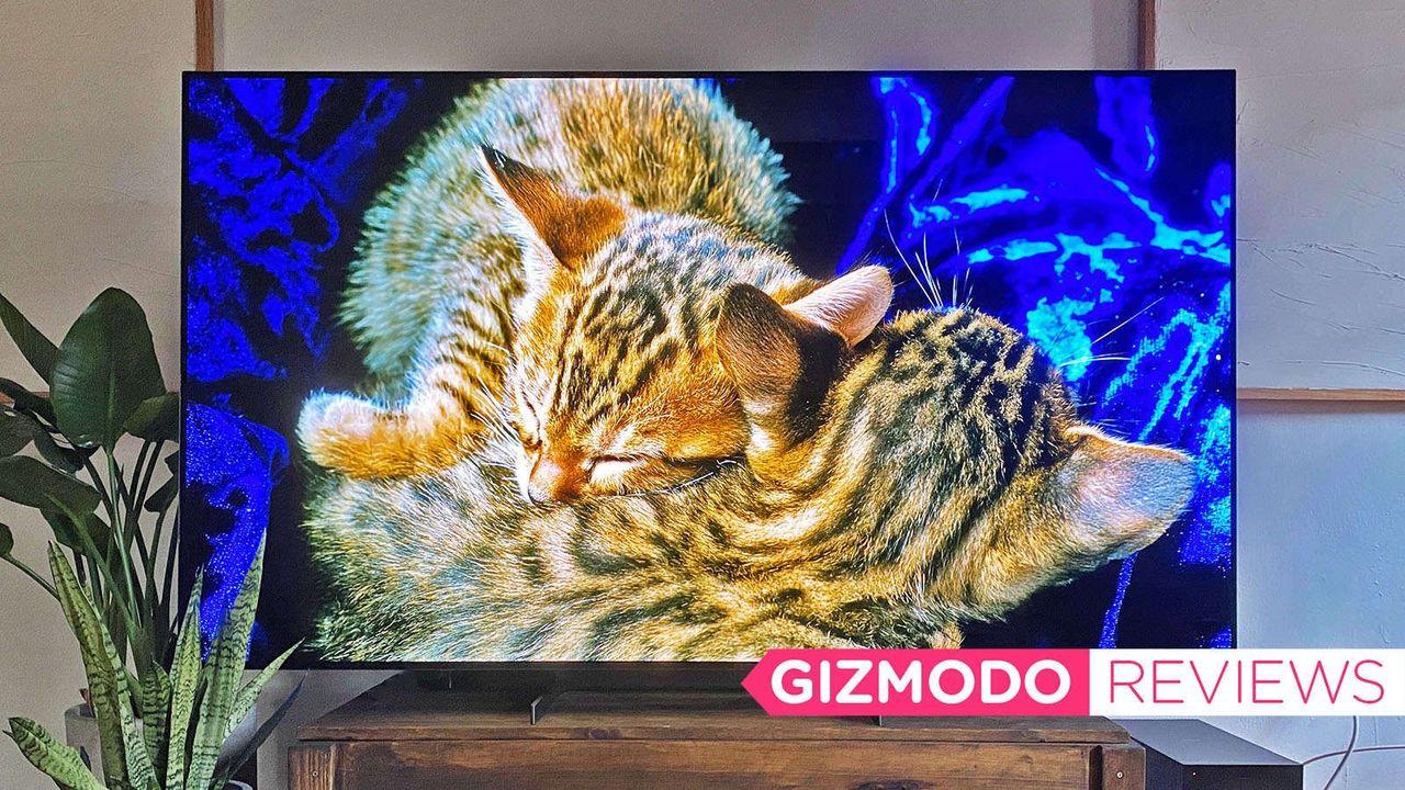 LG Signature 8KTVレビュー:200万超え…買えないものの良さを知った絶望感