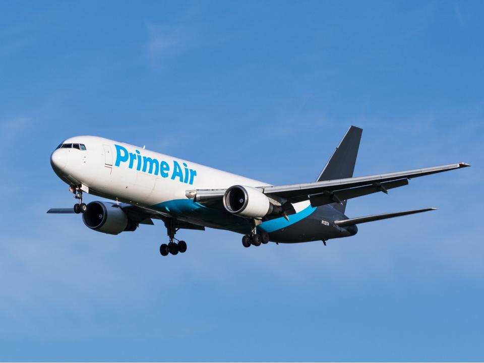 イッキに11機! Amazon、コロナパンデミックの中ついに自家用飛行機を買う