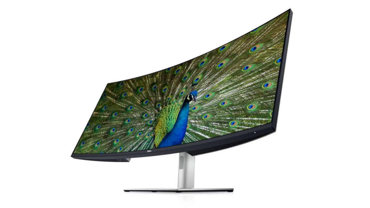 世界初の曲面5K2K、Dellの新型40インチのウルトラワイドモニターこそ在宅勤務に最適なチョイスかも