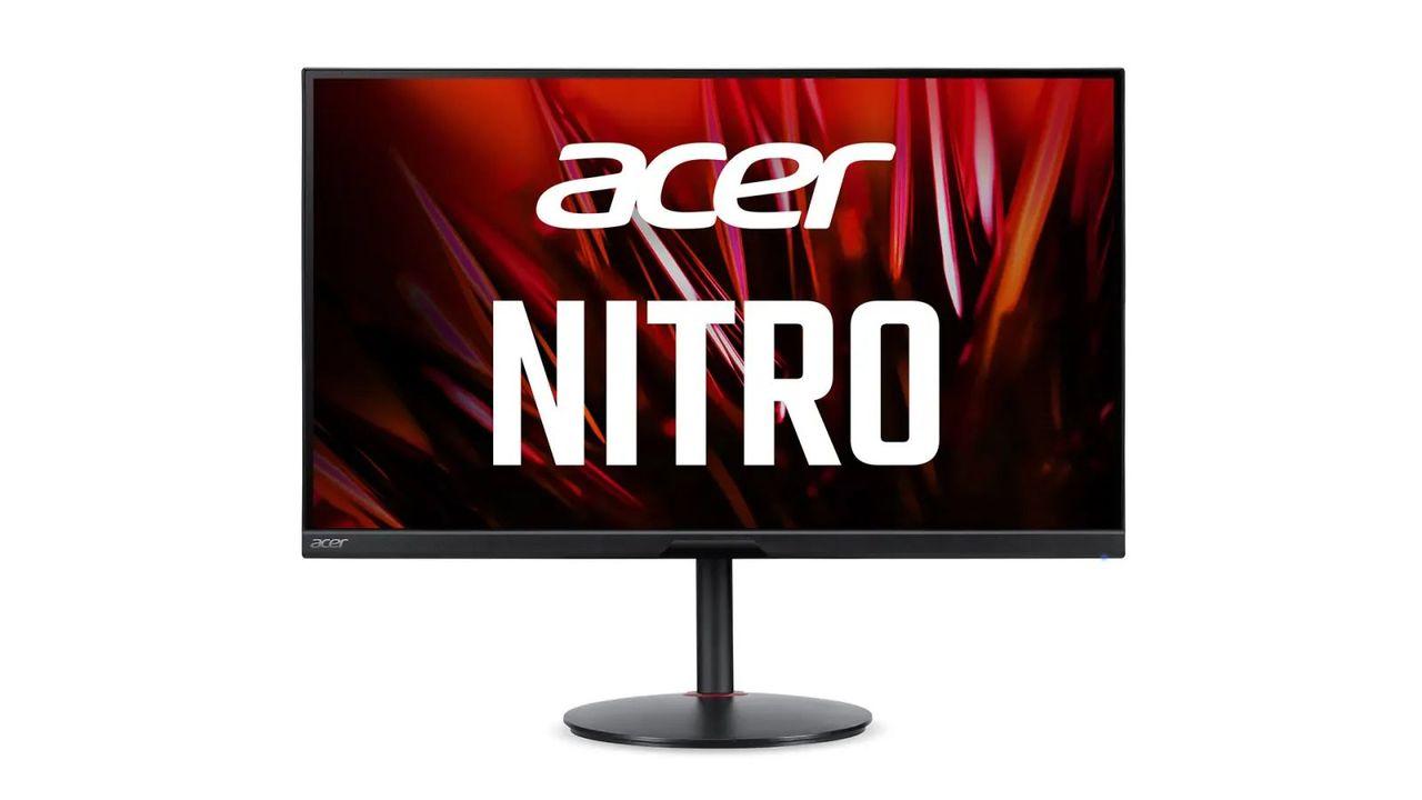 Acerから「HDMI 2.1対応ゲーミングモニター」きますよー。PS5とかXbox Series Xにつなごー