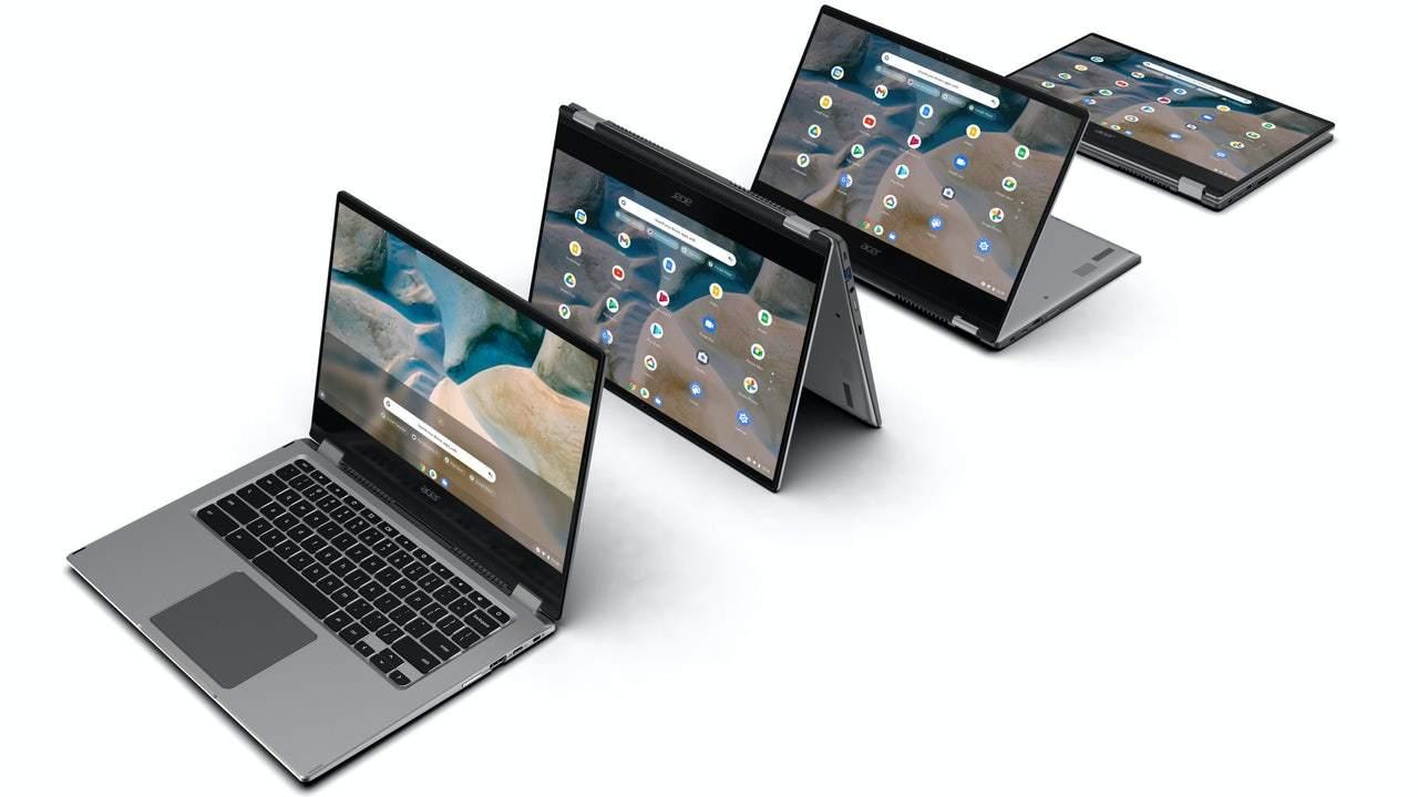 まるで爆速M1に匹敵? Acerから初のRyzen搭載Chromebookが登場