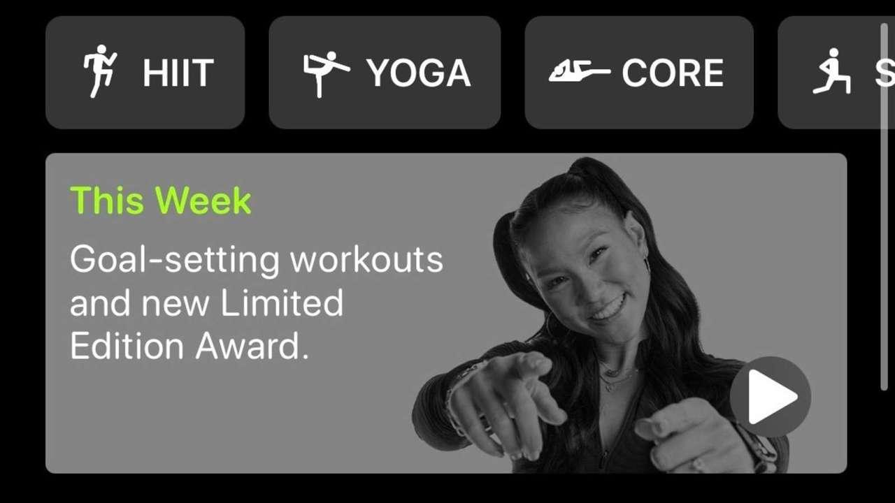 Appleの「Fitness +」はフィットネスアプリというよりも広告塔っぽい?