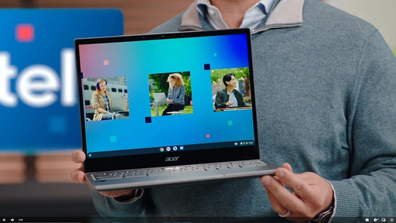AMDとの戦いに終わりなし! Intelが新型モバイル用プロセッサをリリース&Chromebook搭載へ #CES2021