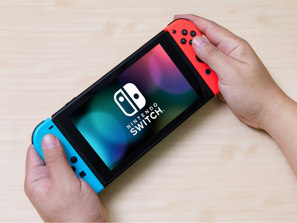 有機ELに4Kサポートも?「Nintendo Switch Pro」のウワサ