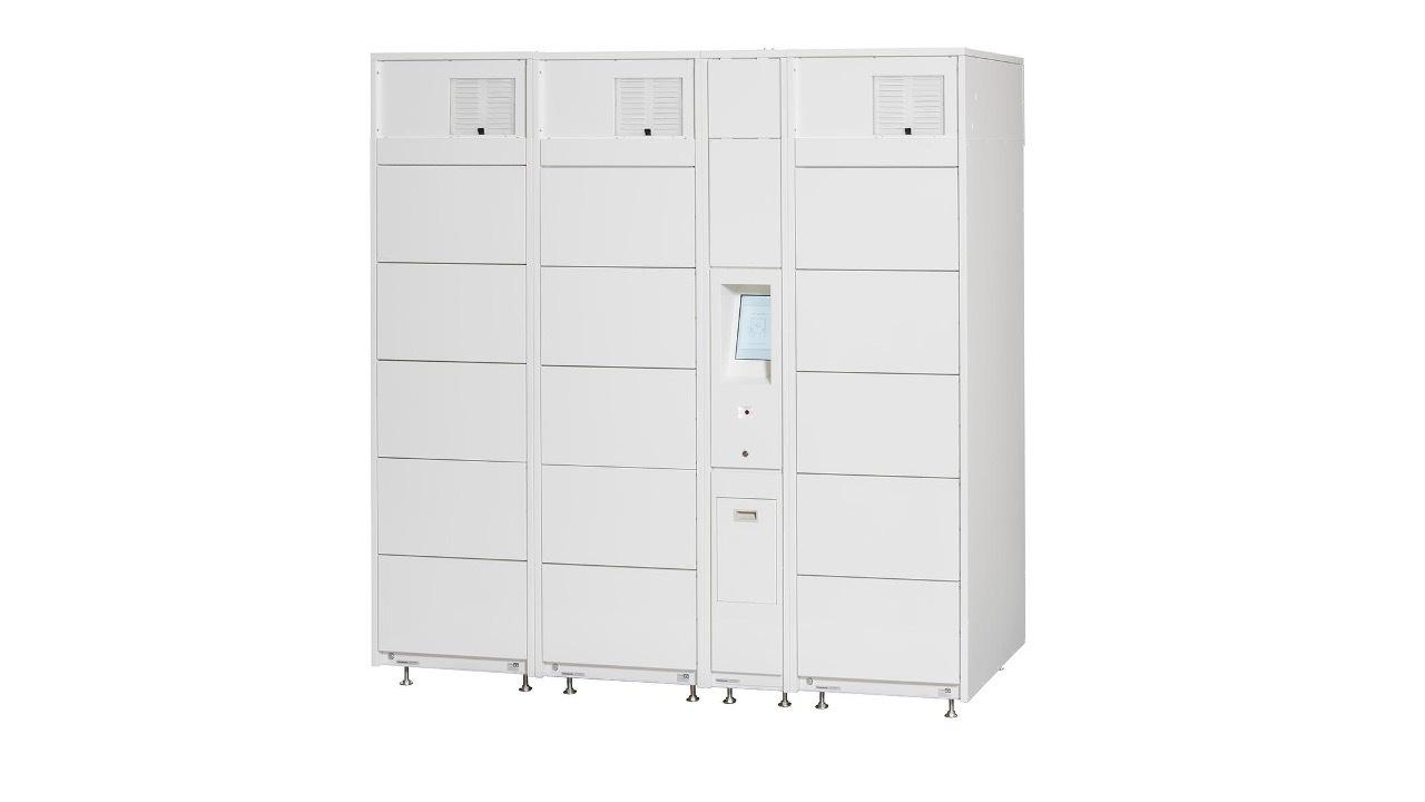 マンションや店舗にあったらいいな。Panasonicの宅配受け取り用冷凍冷蔵ロッカー