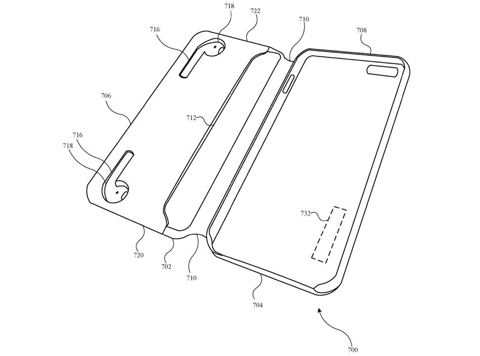 AppleはAirPodsを充電できるiPhoneケースを模索してるみたい