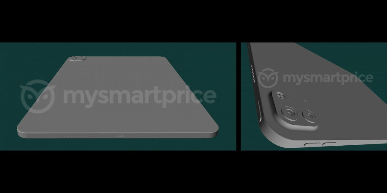 2021年版11インチiPad Proとおぼしき画像がリーク。1mmスリムになったっぽい
