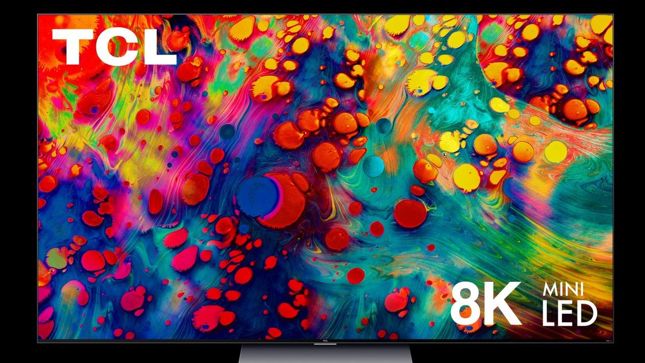 そろそろ買い時か…? TCLの人気テレビ6-Seriesが早くも8K対応に! #CES2021