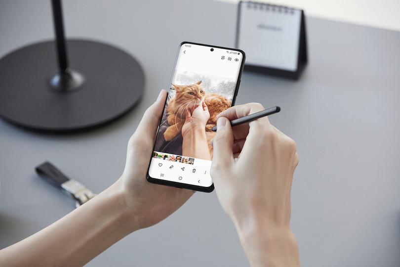 Galaxy S21 Ultra正式発表。「Sペンが使える」はホントだった!#GalaxyUnpacked