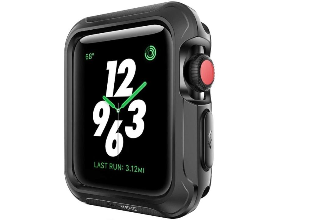 【きょうのセール情報】Amazonタイムセールで、1,000円以下のApple Watch保護ケースや伸びるスマホストラップなどがお買い得に