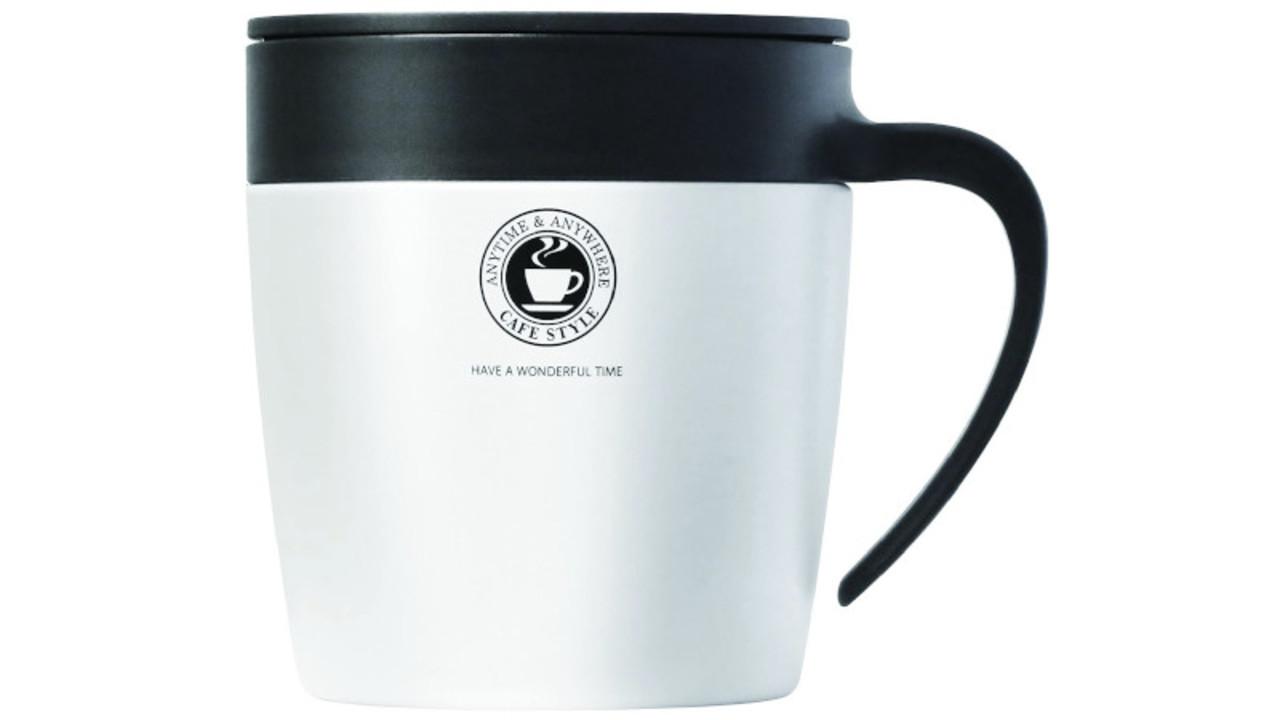 ホットドリンクの温かさを長時間キープしてくれるマグカップは、寒い冬の必需品だね