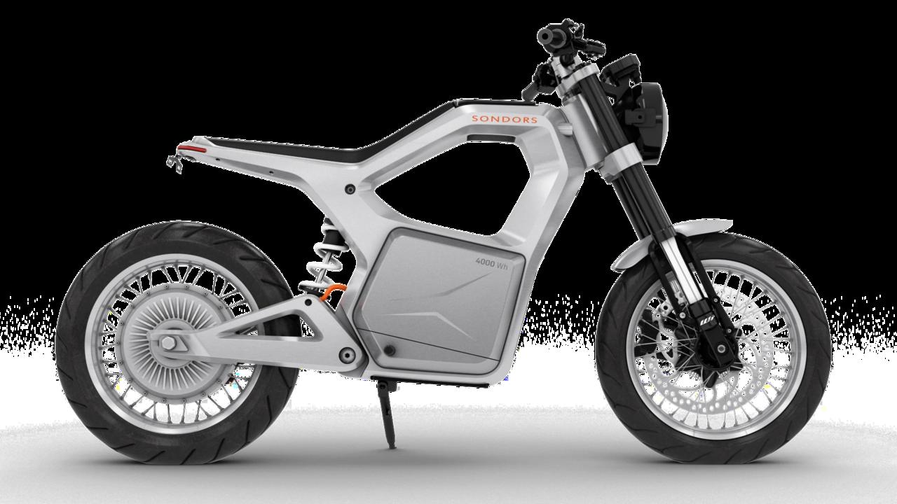 ボディーにデッカい穴が空いた都市型EVバイク「SONDORS Metacycle」。約52万円で手が届く!