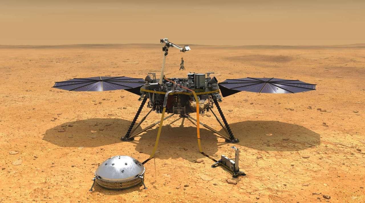 火星は想像より厳しかった。NASAが2年頑張った掘削を諦める
