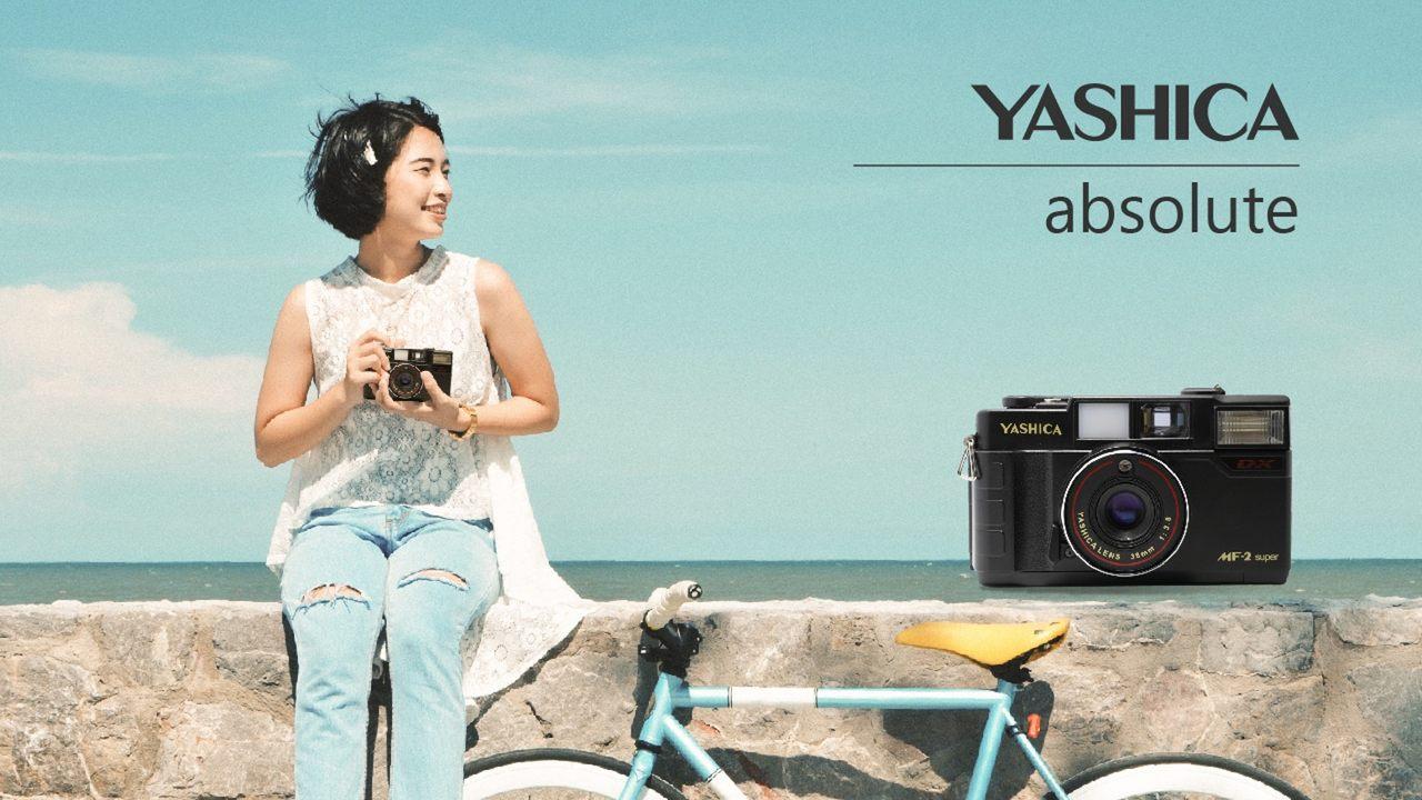 電池なしでも使えるフィルムカメラ「ヤシカ MF-2 Super」の復刻版が発売