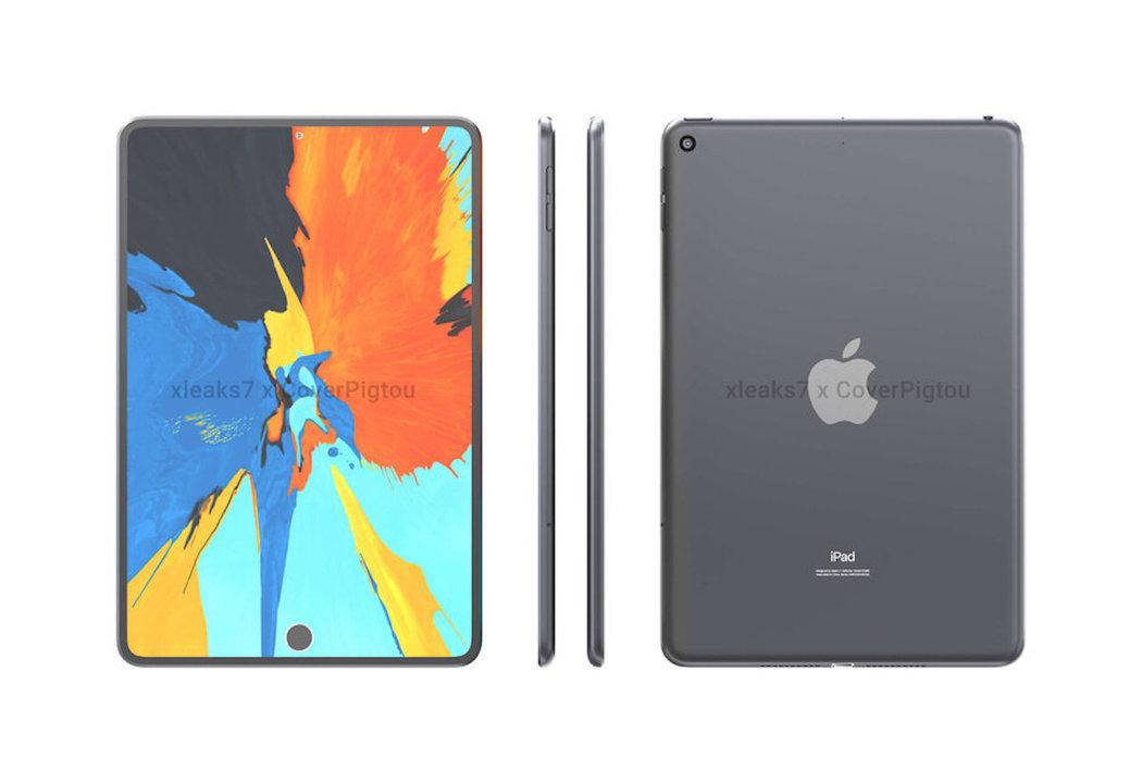 欲張り仕様? 次期iPad miniは画面指紋認証とパンチホールカメラ搭載か