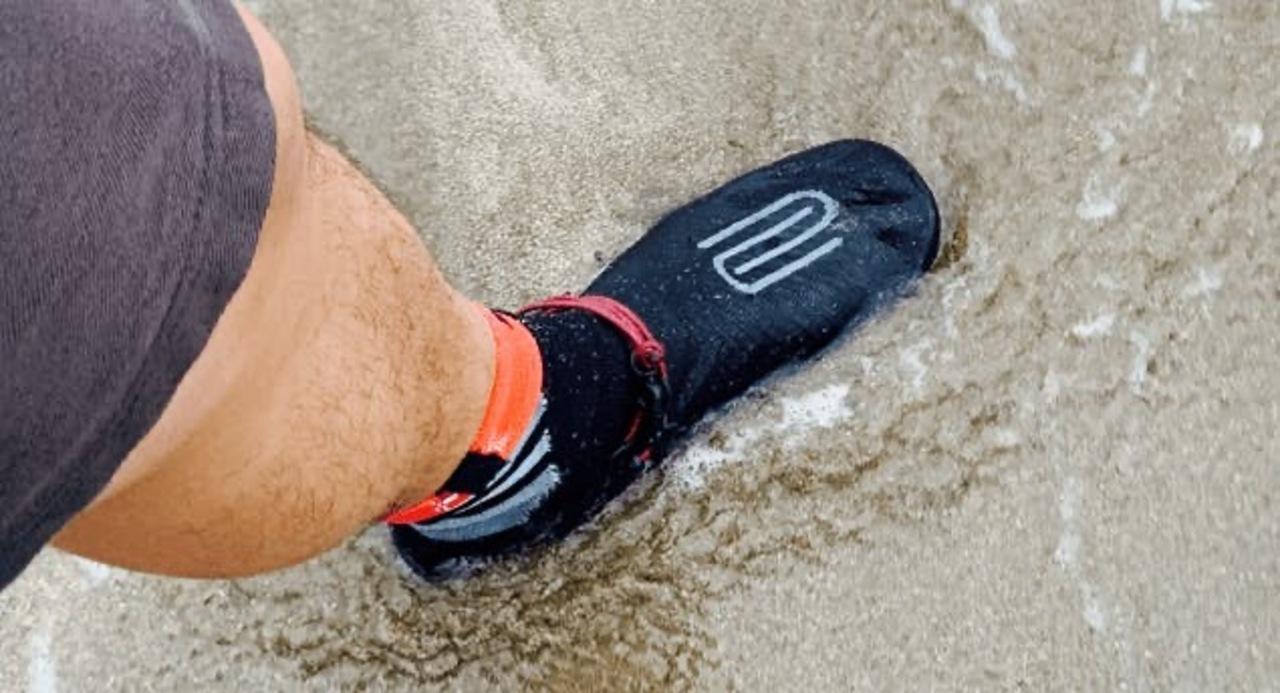 砂利道でもOK。完全防水アウトドアシューズ「DRYMILE」がキャンペーン終了間近