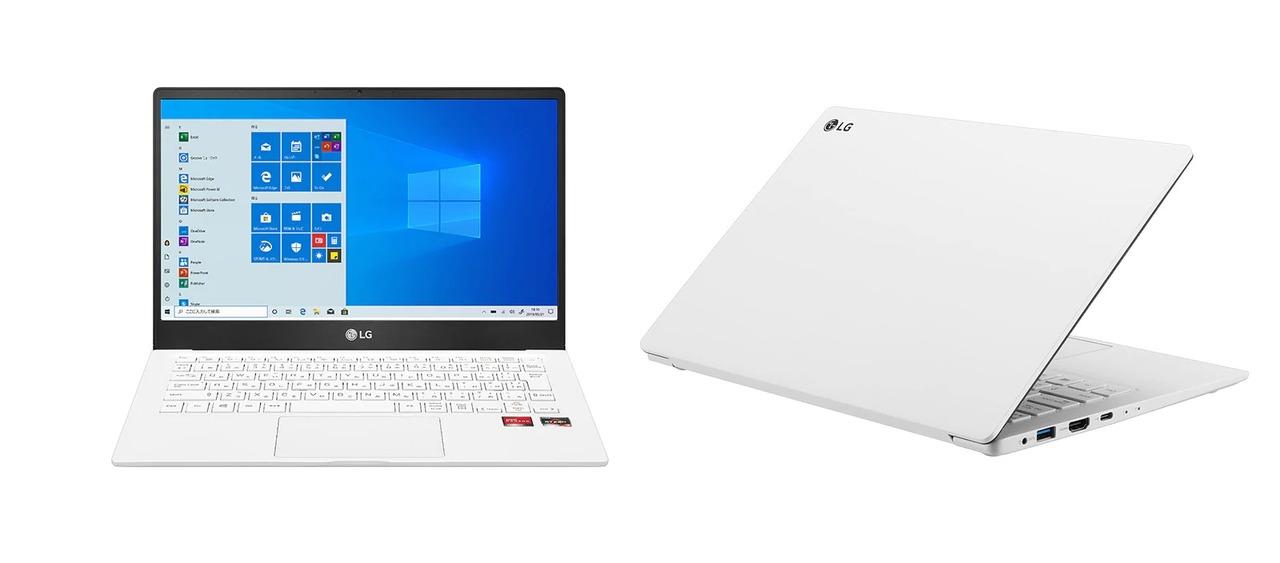 LGがRyzen搭載のノートPCを発売。その名も「LG UltraPC」だ!