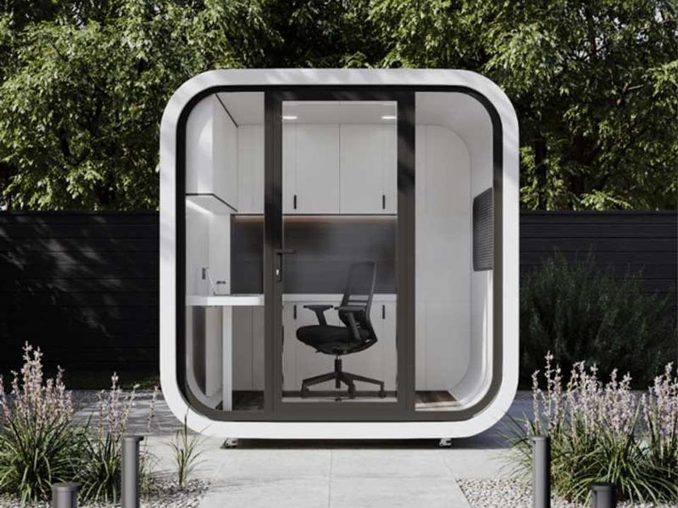 リモワのスペースがない? だったら、防音個室を作るってのは?