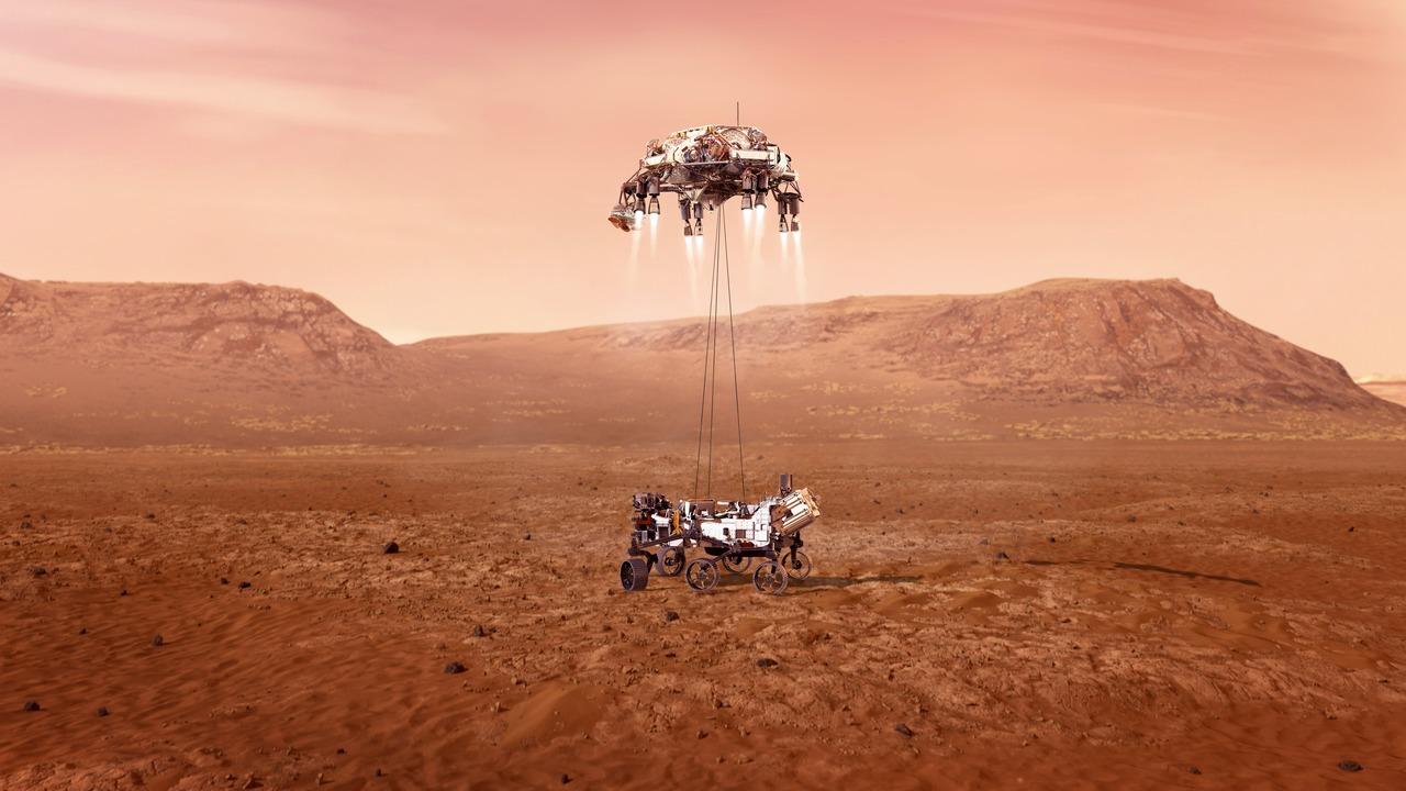 火星ではどんな音が聞こえるんだろう? NASAの火星探査機が調査