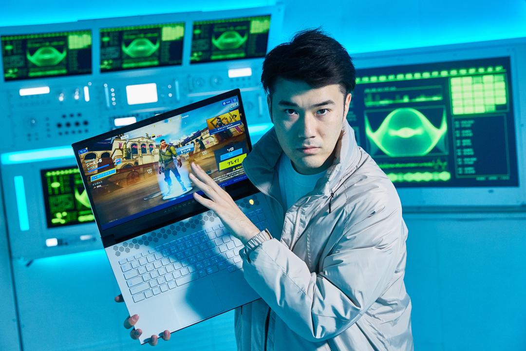 Alienwareを使うと『フォートナイト』で勝てるのか。ギズモードが試してみました