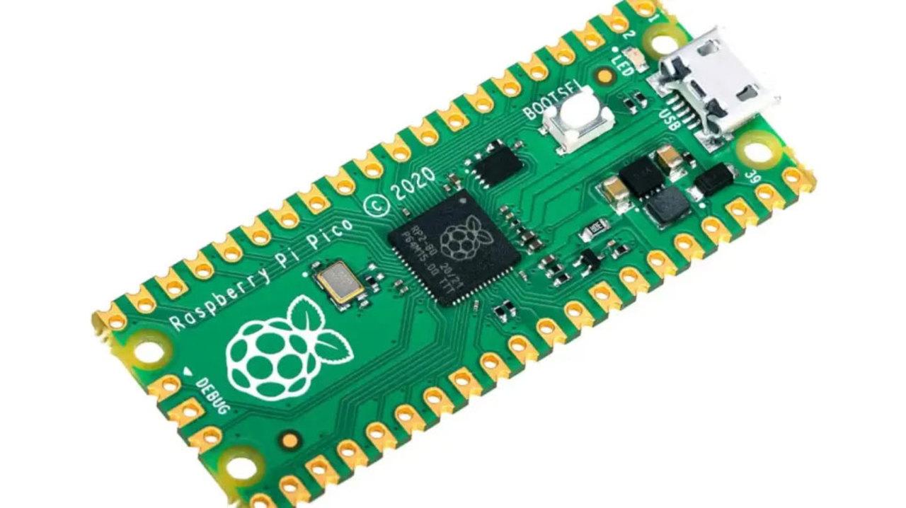 Rasberry Piの最新ボード「Pico」はワンコインで独自プロセッサ!