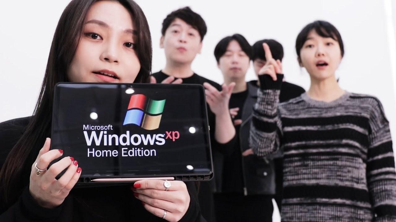エラー音やゴミ箱を空にする音も。Windows起動時など電子音をアカペラで再現する人たち