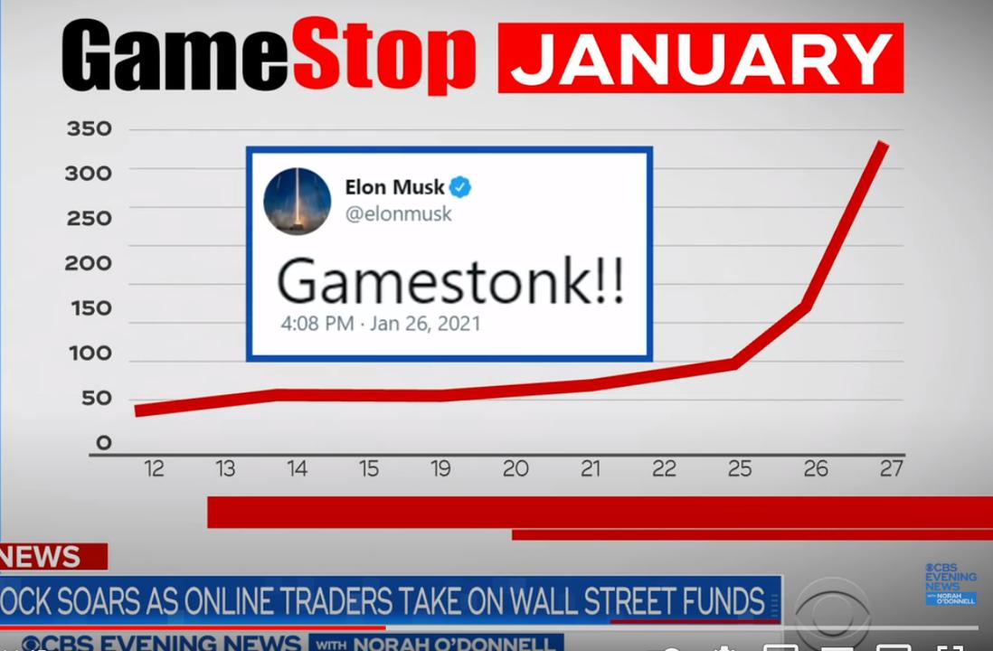 Reddit民がGameStop株爆上げ。未曽有のショートスクイズで一番儲けたのは…