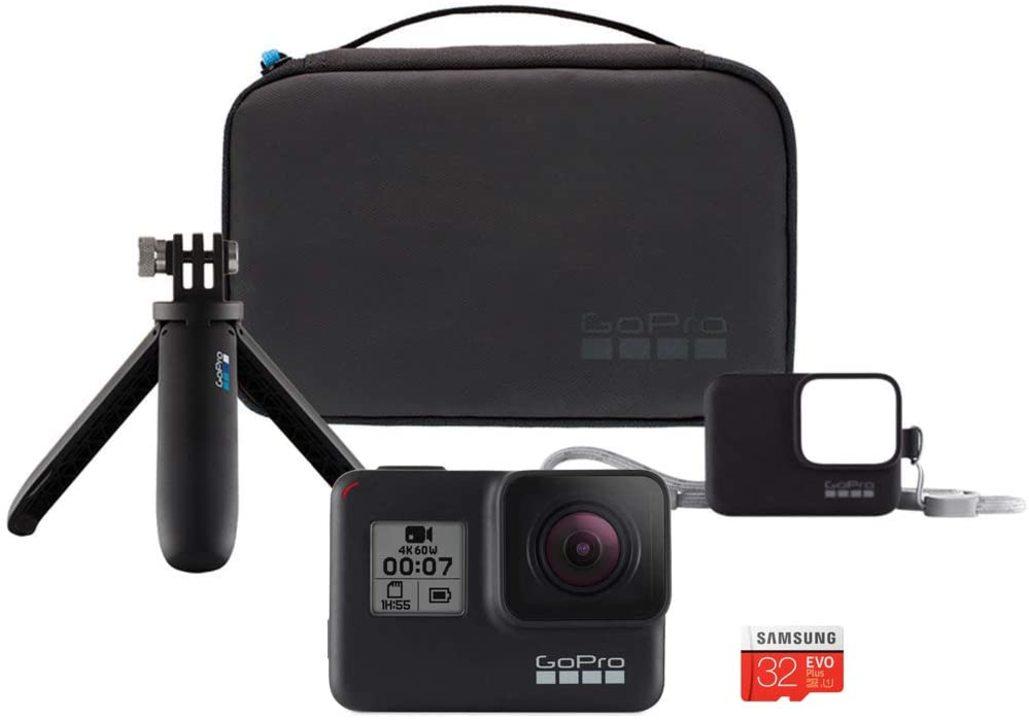 【Amazonセール】「GoPro HERO7 Black」のスターターキットが3万5800円は正直買いでは?